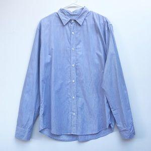 Frank & Eileen 100% Cotton Paul Dress Shirt Large